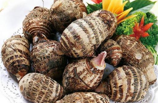 初秋进补多吃三种食物:红薯、芋头、莲藕
