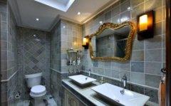 卫生间装修不能马虎 小卫生间也能装出高颜值即视感