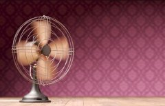 电风扇网罩不用拆也能清洗得干净 旧机一招变废为宝