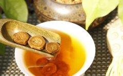 牛蒡茶可消除人体毒素 经常熬夜来杯牛蒡茶补气强身