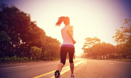 跑步有什么好处?能强身健体