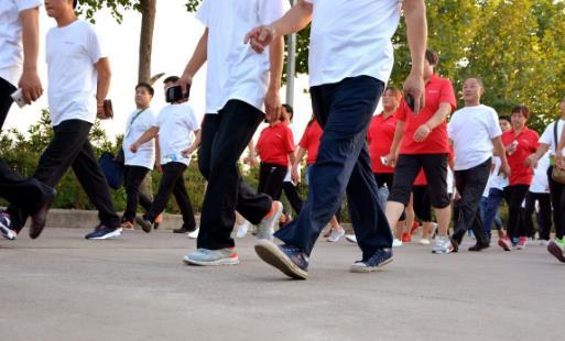 日行万步并不能一刀切 正确健步记住5点