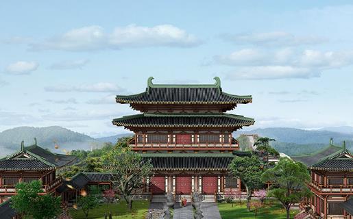佛教寺院怀古发幽之处 佛教寺院常识及游览禁忌