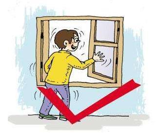 新型冠状病毒可以开窗通风吗 开窗通风病毒会进来吗 什么时候开窗