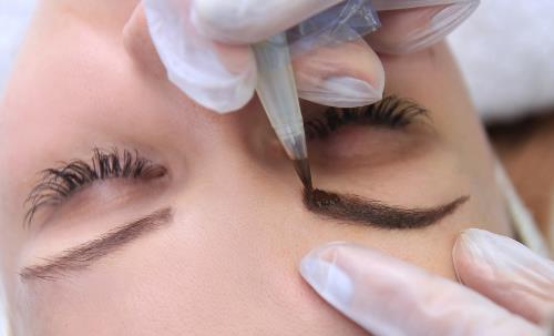 韩妆眉毛的画法及技巧解析 各种眉型画法步骤解