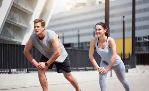 锻炼身体延年益寿的关键在于坚持 绝对增加霸气值