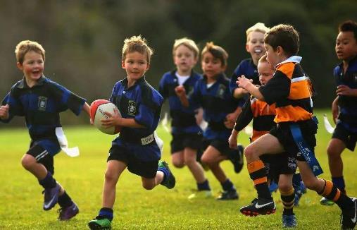 儿童注意科学地锻炼身体 对一生健康水平影响深远