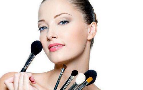 教你化一个美美的瘦脸妆