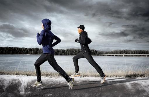 不知跑步技术跑步效果不明显 学会呼吸调整更加省力
