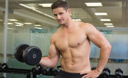 魅力肌肉 就是如此练就