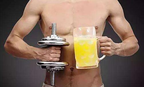 男人健身不可忽视这些营养