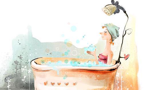 洗澡时越爱洗它们 寿命就会越长久