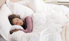 影响健康的8种不良睡眠习惯