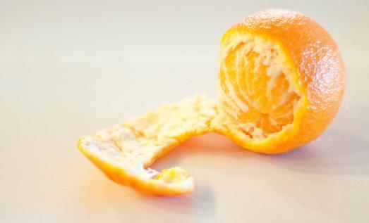 桔子不仅好吃,连皮都有妙用-生活知识