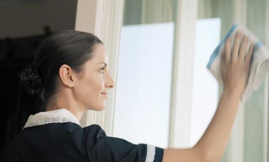 大扫除教你如何巧妙擦玻璃又明又亮-生活知识