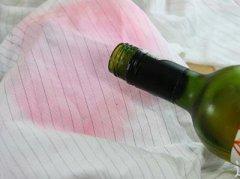 如何去除葡萄酒渍?衣服上的红葡萄酒渍怎么洗