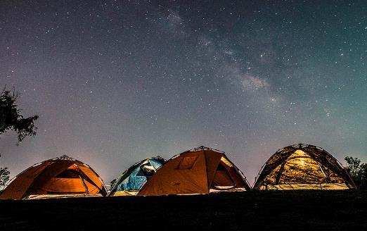 学会十一出去旅游露营小知识,玩得更开心