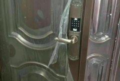 进户门安装指纹锁有哪些弊病?